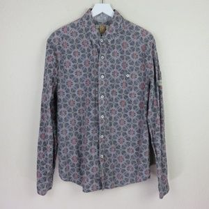 Roark Button Down Collar Dress Shirt